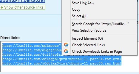 Check File Hosting Links With URL Checker: Free Online Link Checker