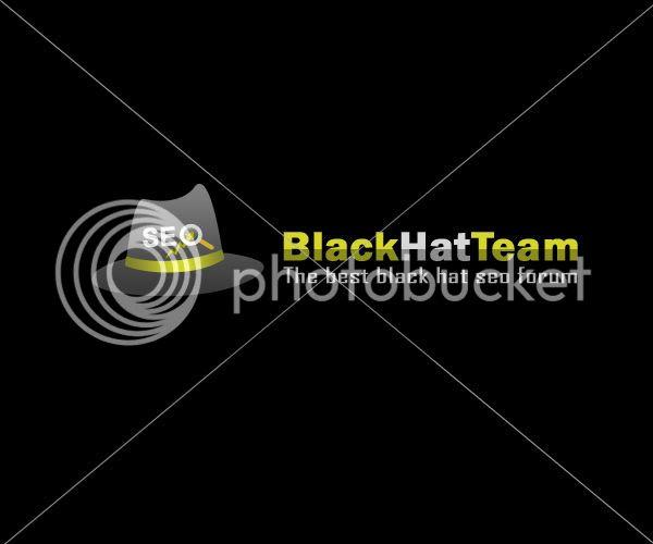 LOGO FOR BLACKHATTEAM  50$ for WINNER